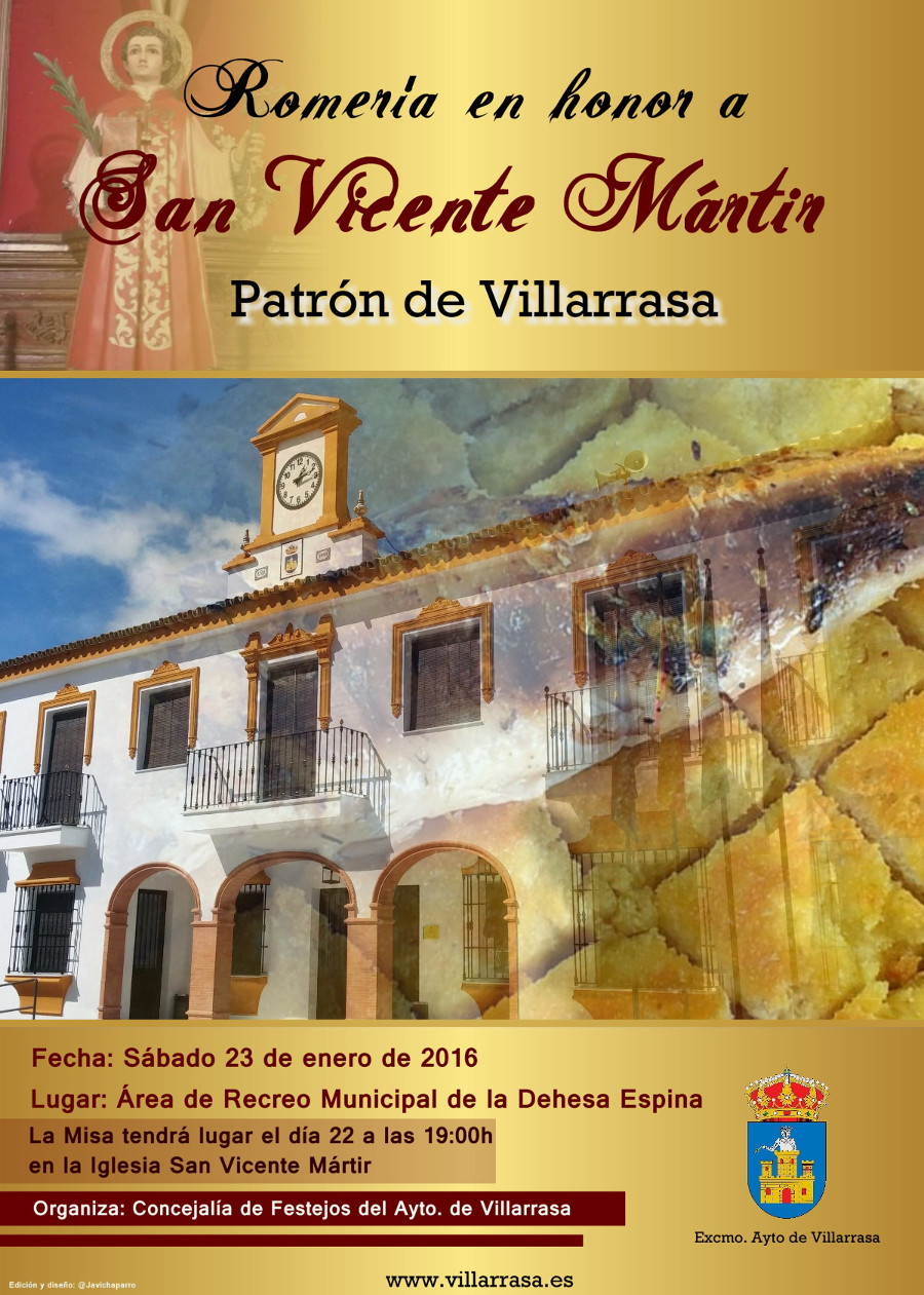 Cartel San Vicente